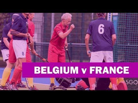Belgium v France | o60