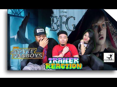 Disney's The BFG (2016) - Teaser Trailer Reaction (Movie Fanboys)