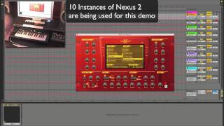 refx Nexus² - new features when upgrading from Nexus 1 to Nexus 2