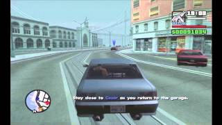 GTA San Andreas Missions 62 Test Drive