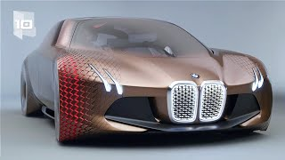 10 Most Advanced Electric Cars concept cars and new models