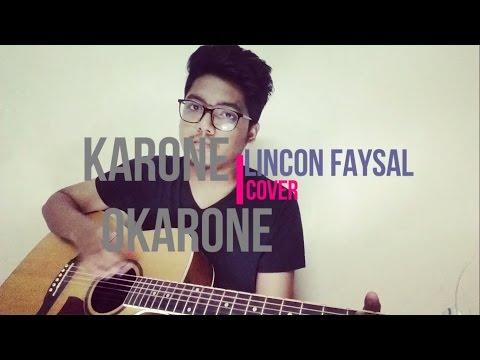 karone okarone By Minar | Cover By Lincon Faysal