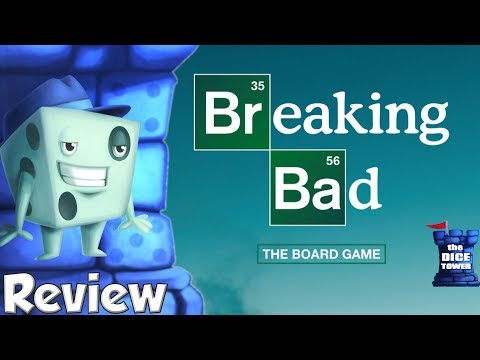Breaking Bad: The Board Game Review - with Tom Vasel
