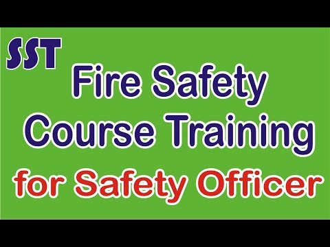 Fire Safety Course Videos | Best Safety Officer Training Institute
