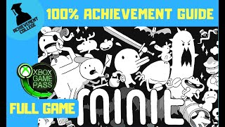 Minit 100% Walkthrough & Achievement Guide