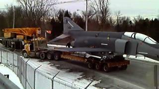 F-4 Phantom Jet
