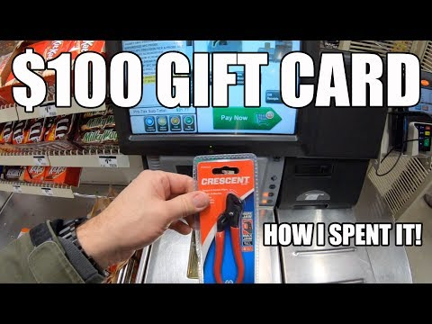 How I Spent My Gift Card At The Home Depot
