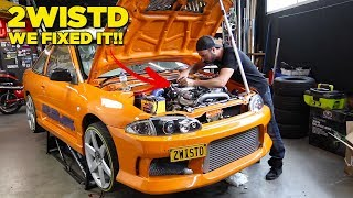 2wistd - We Fixed It!! (First Start)