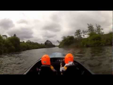 New Zealand Home Loans Offshore Race Team - Hamilton Bridge to Bridge 2012