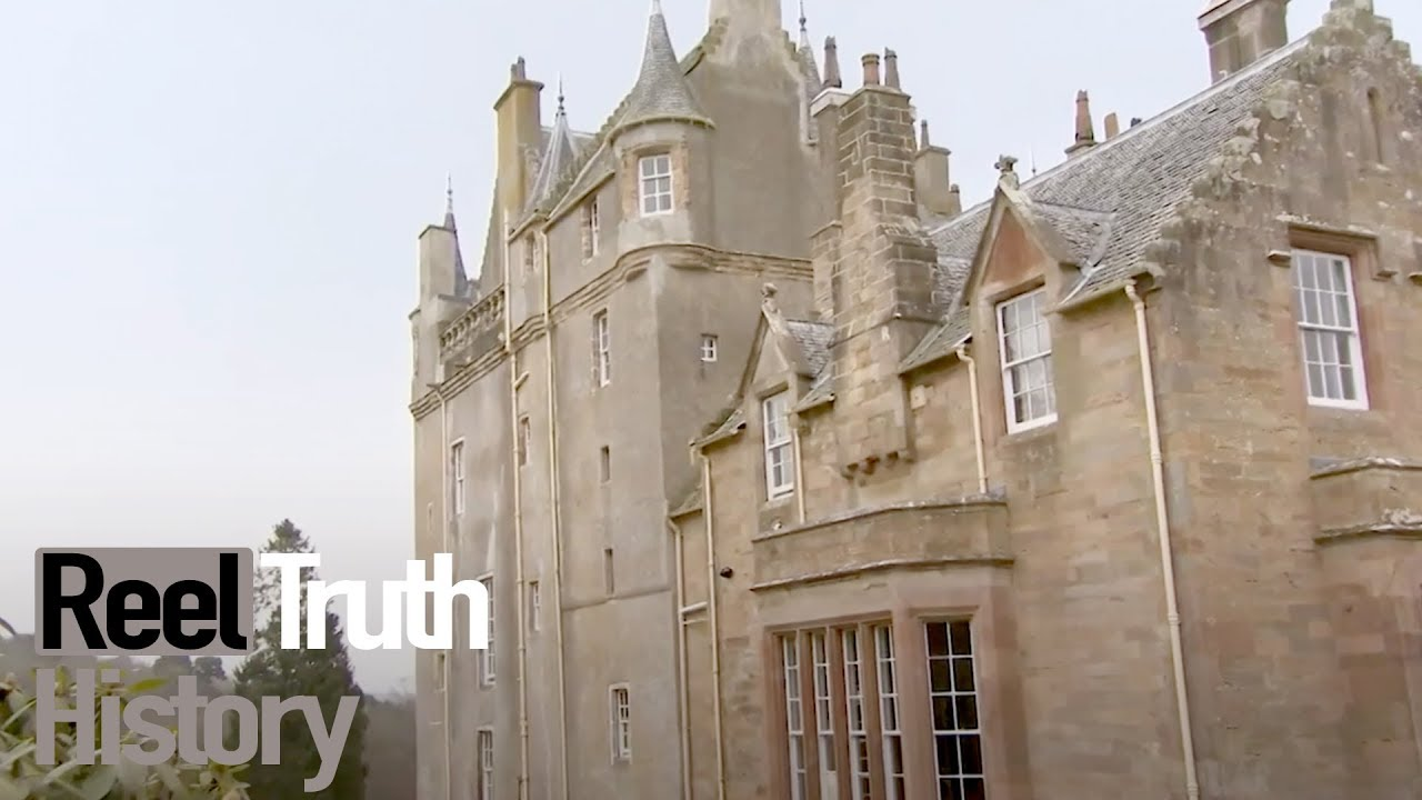 Restoration Home: Cassillis House (Before and After) | History Documentary | Reel Truth History