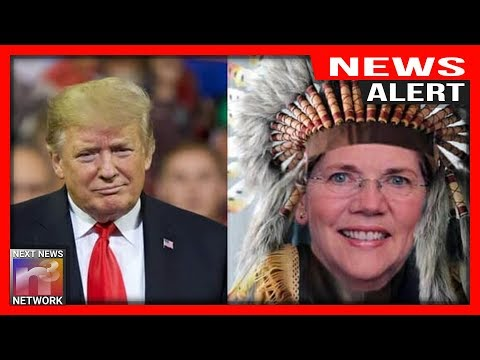 ALERT: Warren Walks Into Room Of Native Americans Seconds Later She Realizes She's Ruined