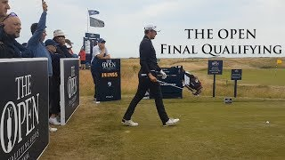 THE OPEN - Final Qualifying at Princes Golf Club