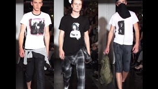 FRED HATES FASHION Runway MSFW 2013 Thumbnail
