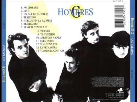 Hombres G - Las Baladas Album