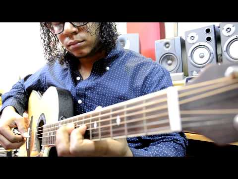 Romeo Santos Necio ft. Carlos Santana cover