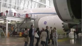 Cargolux meets bigger, better Boeing 747-8F