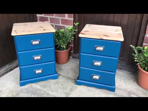 Upcycling Pine Furniture