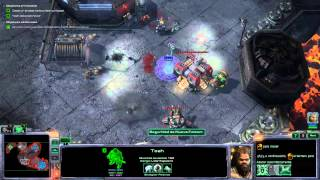 Starcraft II Wings of Liberty - Misión 16/29 La Fuga - Español Latino