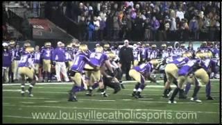 Trinity vs. Male Football Class 6A Kentucky Football State Championship