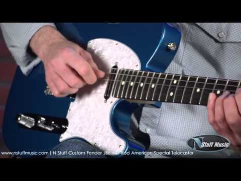 Fender JBE Hot Rod American Special Telecaster | N Stuff Music