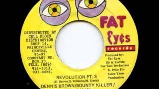 Bounty Killer, Beenie Man & Dennis Brown - Revolution III