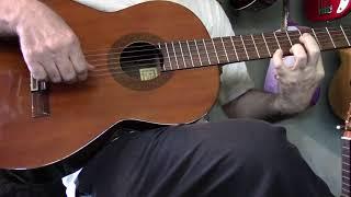 Phantom Classical Guitar Evaluator Completes Survey $200 to 10K Entry d-1