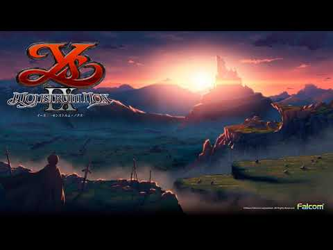 Ys IX -Monstrum NOX- [BGM RIP] - Desert After Tears