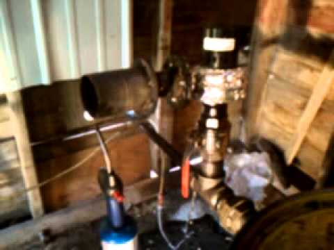 RLS gasifier components