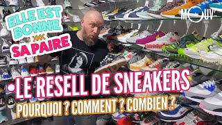 Le Resell de sneakers : Pourquoi ? Comment ? Combien ? (ft Larry Deadstock)