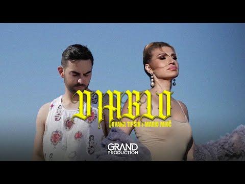 Jovana Tipsin & Mario Mioc - Diablo - (Official Video 2018)