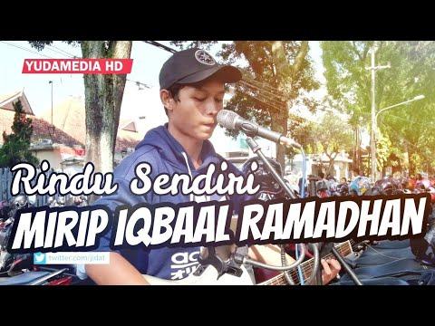 Rindu Sendiri (Dilan 1990) Cover Musisi Jalanan Mirip Iqbaal Ramadhan