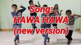 Hawa Hawa from Mubarakan (Dance Choreography by Vishal Shah