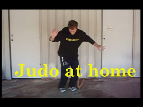 Judo Home training