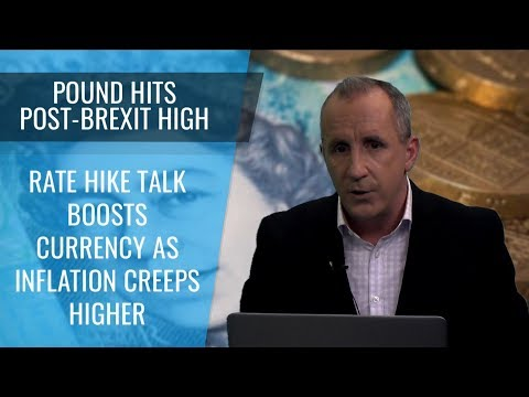 North Korea rattles markets, Google faces latest legal hurdle & pound hits a post-Brexit vote high