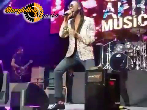AWESOME MOMENTS OF THE ONE AFRICA MUSIC FEST LONDON WITH  BANKY W, TEKNO, FLAVOUR AND MORE