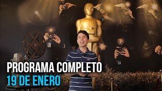 Cinescape 19 de Enero (Programa Completo)