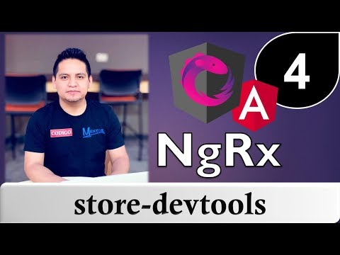 04 - Tutorial de NgRx con Angular - store-devtools thumbnail