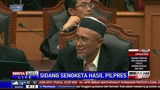 Pemaparan Saksi Ahli Prabowo-Sandi di Sidang MK