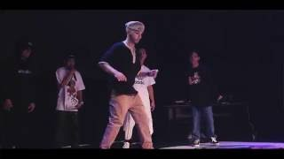 Pokaz sędziów : Bboy Wary TheWarrior - Culture Shock Jam Vol.6 x Dragon Style Taiwa
