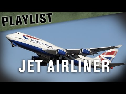 Jet Airliners I British Pathé