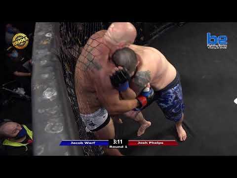 HRMMA 115 Fight 13 Jacob Warf vs Josh Phelps 185 PRO