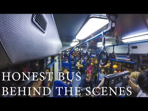 Rode Reel Honest Bus Behind The Scenes