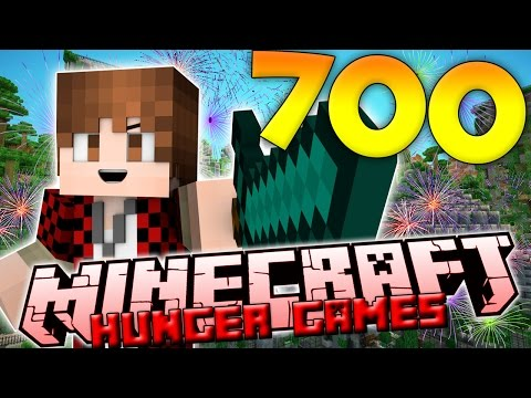 Minecraft: Hunger Games w/Mitch! Game 700 -