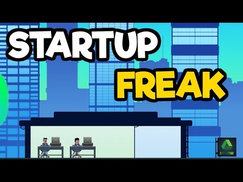 Startup Freak Gameplay #2 - New Employees and Further Features!