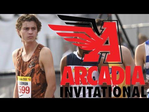 ARCADIA INVITATIONAL DAY 1