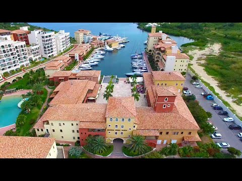 Porto Cupecoy, Sint Maarten - Shopping, Marina, Dining [4K UltraHD]