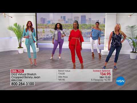 HSN | Diane Gilman Fashions Anniversary. http://bit.ly/2WCYBow