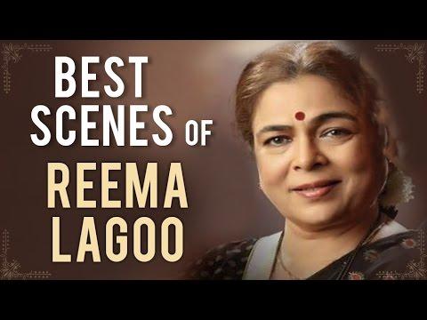 Best Marathi Scenes Mashup | Reema Lagoo | Non Stop Marathi Movie Scenes | Rajshri Marathi