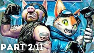 Blinx 2 Masters of Time and Space Full Game (PART 2/11)(HD)