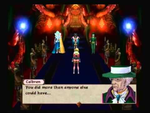 Generate Baten Kaitos Walkthrough part 51: Xelha's Esape Snapshots